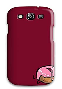 New Arrival Strawberry Donut Death QUnpxkJ1993EKwAH Case Cover/ S3 Galaxy Case
