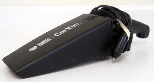 Black & Decker 9509 12 Volt DC Carvac Vacuum Canister Review