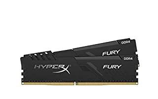 HyperX Fury 32GB 2666MHz DDR4 CL16 DIMM (Kit of 2) Black XMP Desktop Memory HX426C16FB3K2/32 (B07WCQRQ8N) | Amazon price tracker / tracking, Amazon price history charts, Amazon price watches, Amazon price drop alerts