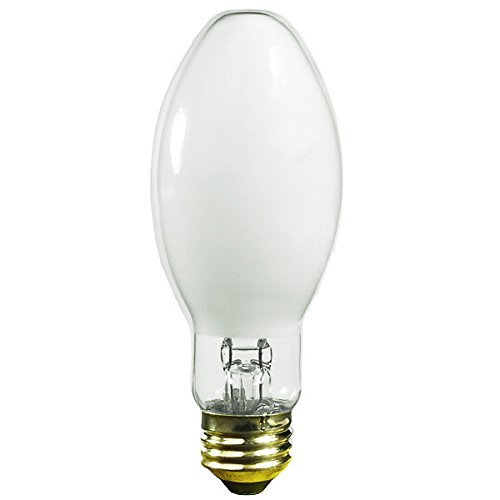 (Philips 429968 100W Pulse Start Metal Halide Light Bulb Protected Arc 4000K ANSI M140/M90/O Universal Burn CDM 100W ED17P CO U ELITE/4K)