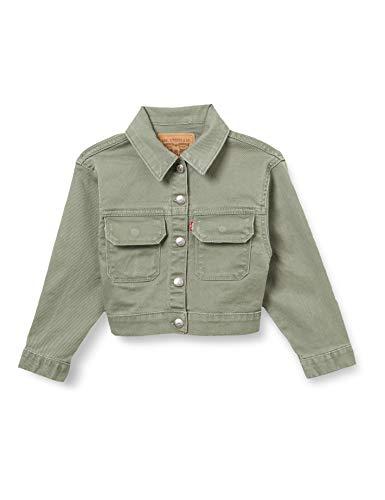 Levi's Kids Denim jas voor meisjes.