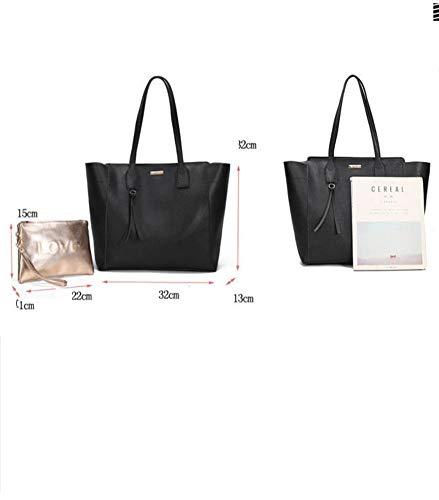WAAXreine WAAXreine WAAXreine farbe wasserdicht großer handtasche B07NXQKM6L Schultertaschen Neueste Technologie c78b57