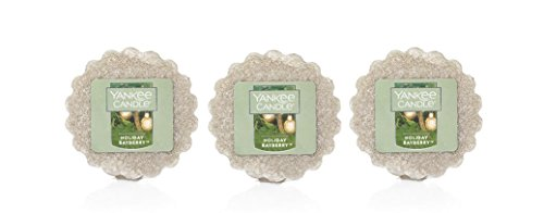 - Lot of 3 Yankee Candle HOLIDAY BAYBERRY Festive Fragranced Wax Tart Melts