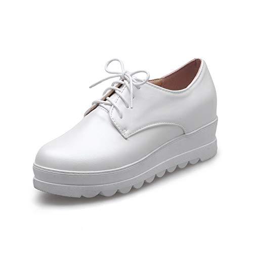 5 Blanc Femme Plateforme BalaMasa APL10420 36 EU Blanc qPTcvx