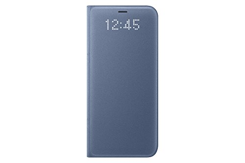 Samsung Galaxy S8 LED View Wallet Case, Blue