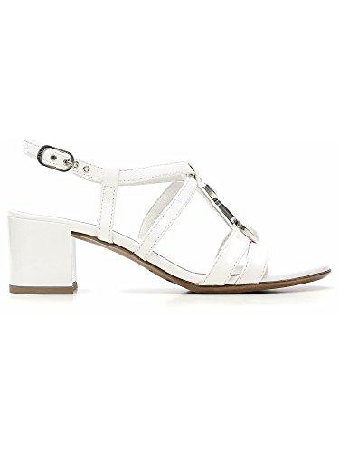 Nero Giardini - Sandalias de vestir para mujer blanco