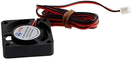 Rarido 24V 40mm DC Brushless Cooling Fan 4010S 40x40x10mm CPU GPU 3D Printer Extruder