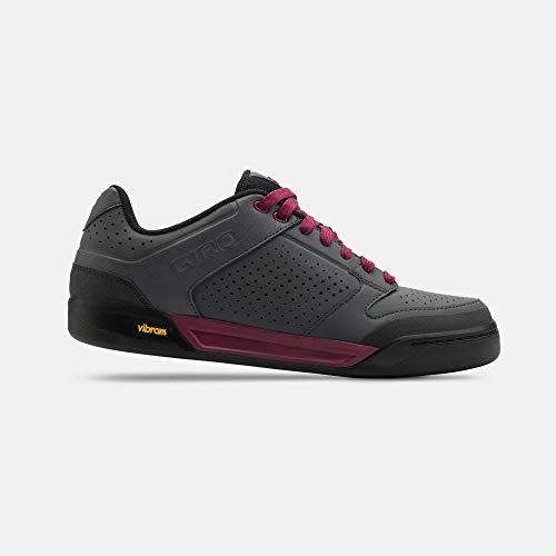 Giro Riddance W Womens Downhill Cycling Shoe - 38, Dark Shadow/Berry (2020)