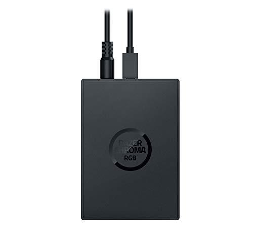 Razer Chroma Addressable RGB Controller: Universal Compatibility - 6 Addressable RGB Headers - Powered by Razer Chroma RGB - Supported by Razer Synapse 3 - SSD Mounting Points