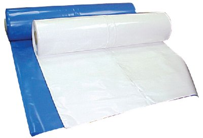 VALUE SHRINKWRAP Blue Poly Film 20X 90 - 60 20UBL ()