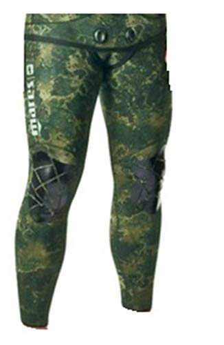 Mares Pure Instinct 5mm Pants, Green Camo, S2 Small by Mares (Image #1)