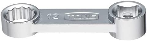 [スポンサー プロダクト]トネ(TONE) オフセットめがねアダプター FWA3-12 二面幅12mm