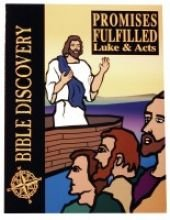 Download Promises Fulfilled: Luke & Acts (Bible Discovery, Student Workbook) pdf