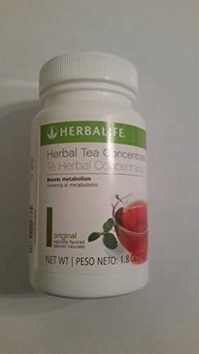 Herbalife Tea Concentrate-original 1.8oz - Energy, Weight Management, Green Tea