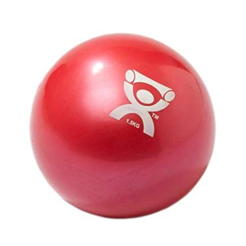 Hand Weight Ball Size / Color: 3.3 lbs / Red