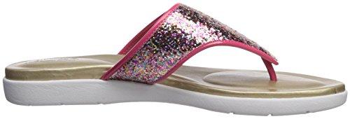 Loralei Multi Chanclas Soft Punta Glitter Style Mujeres Talla Casual Abierta wxUABx8
