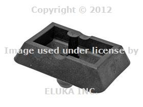 BMW Genuine Jack Pad Lifting Platform Plug for 5 7 X5 Series (740i 740il 750il E38 Chassis)