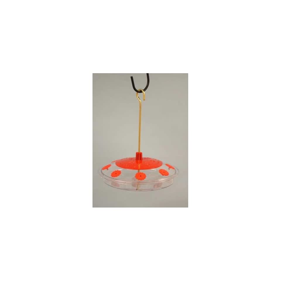 Droll Yankee Large Red Hummingbird Bird Feeder