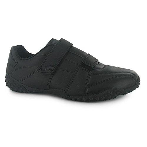 Sneakers Nero Uomo nero Scarpe Ginnastica Fulham Calzature Casual Lonsdale Da Colore wI1zAqYx