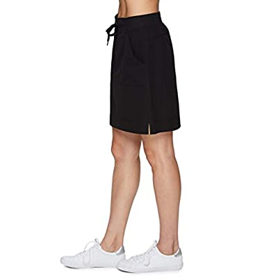 RBX Active Women's Golf/Tennis Everyday Casual Athletic Skort with Bike Shorts at Women's Clothing store