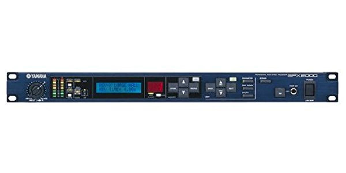 [해외] YAMAHA 야마하 멀티 이펙트 프로세서― SPX2000