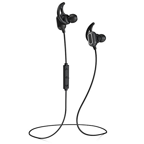 Phaiser BHS-760 Bluetooth Headphones, Magnetic Wireless Spor