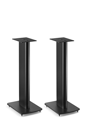(KEF Performance Speaker Stand (Black, Pair))