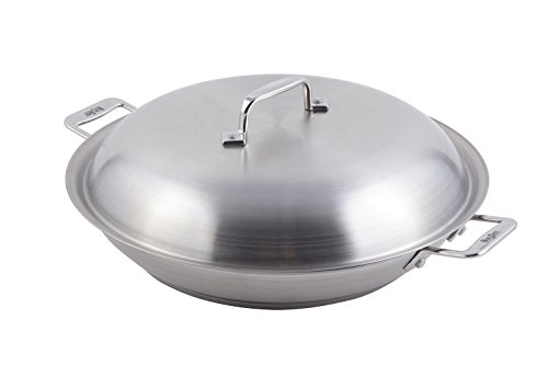 Bon Chef 60006 Stainless Steel Induction Bottom Cucina 13