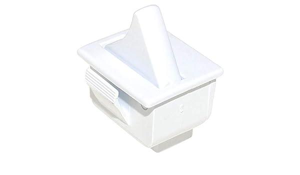 Spares2go - Interruptor de luz para frigorífico o congelador White ...