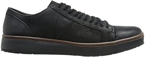John Varvatos Men's Barrett Creeper Low Fashion Sneaker Black exclusive online cheap sale Cheapest discount footlocker pictures IuBiPpnQ