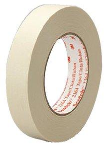 Scotch Performance Masking Tape 2364 Tan, 36 mm x 55 m 6.5 mil (Case of 24)