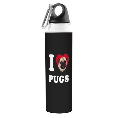 Heart Pug - 2