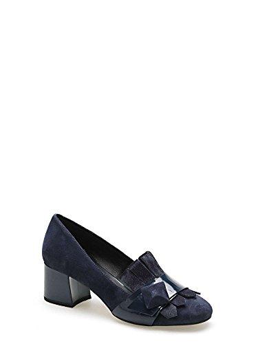 De Tacón Zapatos Azul Apepazza Ady02 Mujer qEanxH