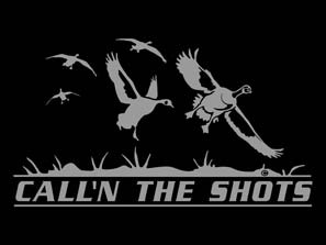 Callu0027n The Shots Hunting Automotive Window Decal Geese Wall Decal High Quality Adhesive Vinyl  sc 1 st  Amazon.com & Amazon.com: Callu0027n The Shots Hunting Automotive Window Decal Geese ...