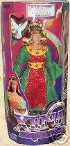 "Renee O'Connor Xena Warrior Princess EMPRESS GABRIELLE 12"" Action Figure (1999 ToyBiz)"