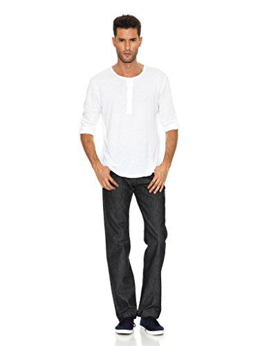 Oranjeans Herren Jeans Black C176, Konfektionsgroesse:44