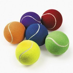 Fun Express Rubber Tennis Favors