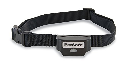 Petsafe Pul 275 Replacement - PetSafe Rechargeable In-Ground Fence for Dogs and Cats Over 5lb and Waterproof Receiver Collar with Tone and Static Correction