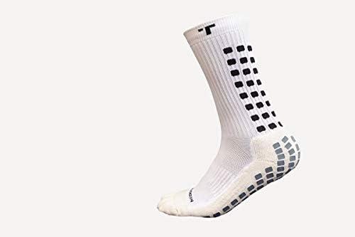 White Trusox Mid Calf Socks