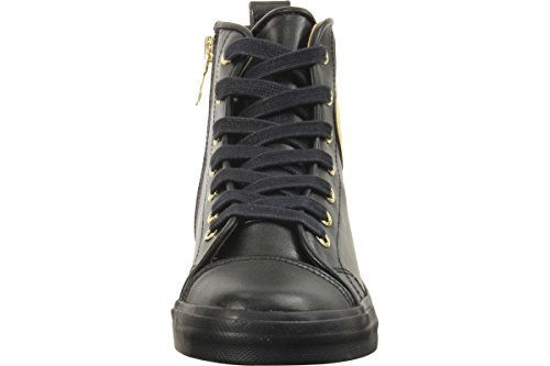 Amore Moschino Oro Cuore Signore Sneaker Nero Nero