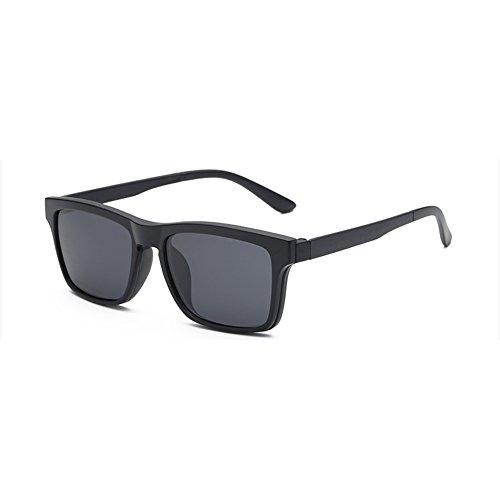 Polaroid Lunettes sur Prescription Sunglasses 220C2ZB TL Lunettes Clip Lunettes C1 Clip Clip Personnalisée Miroir Polarisé myopie Hommes sur Aimant wRxIxC4q