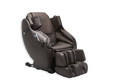 INADA HCP-S373 (BR) Flex 3s Massage Chair, Dark Brown