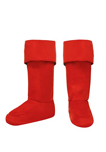 Fun Costumes Adult Red Superhero Boot Covers Standard]()
