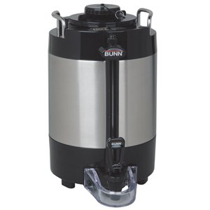 BUNN 44050.0050 ThermoFresh 1.5 Gallon Stainless Portable Server