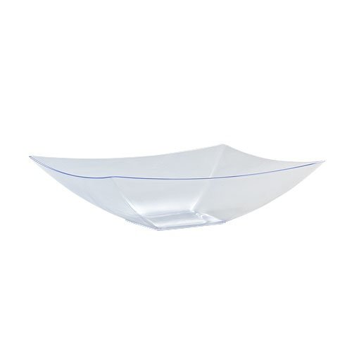 Lillian Tablesettings Bowl (Pack of 3), 64 oz., Clear by Lillian Tablesettings