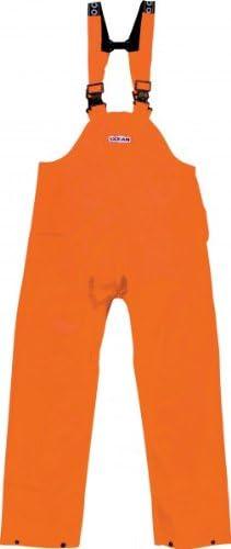 Tama/ño:S OCEAN Pantalones de Lluvia Rainwear Color:Oliva Modelo Budget