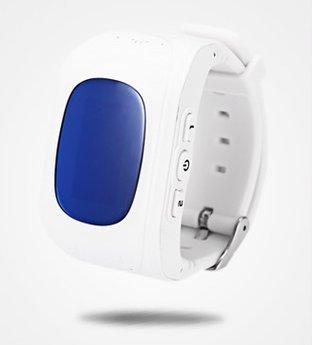 Niños Smartwatch GPS La LBS Doble posición de Seguridad de los ...