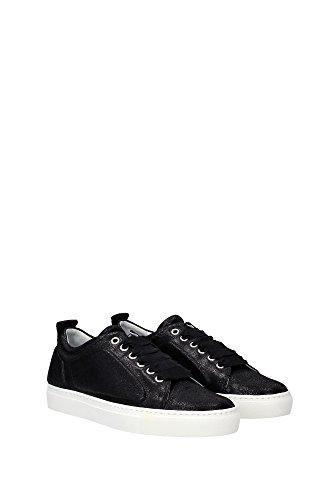 Sneakers Suede Black Femmes Bxua6w 3uk Noir Fwskpk1lcrach16108 Lanvin EI2YW9HeD