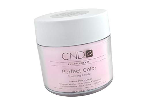 NEW Perfect Color Sculpting Powder INTENSE PINK - SHEER Create natural looking enhancements: 3.7 oz