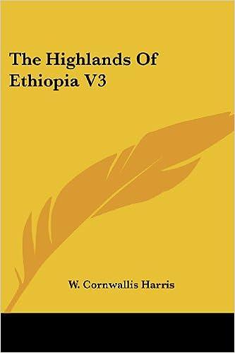 The Highlands Of Ethiopia V3